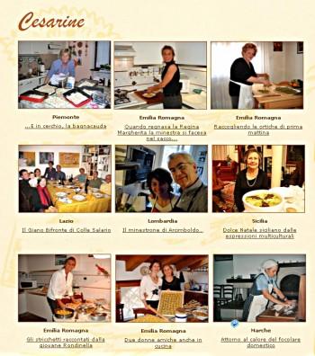 viaggiare a casa d'altri turismo gastronomico relazioni con l'altro menu identità Home Food etica condivisione come cuocere i cibi cibo buono chilometri zero Cesarine