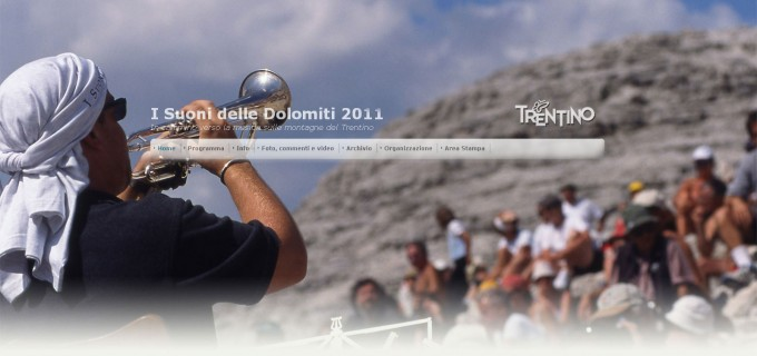 www.isuonidelledolomiti.it