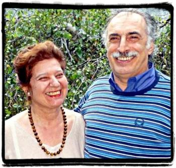 Rossana Zamburlin e Gianni Bassi