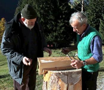 La scelta del legno