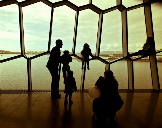 Harpa - Reykjavik Concert Hall and Conference Centre. Photo Courtesy of Harpa.