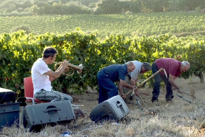 Time in Jazz 2011 - Paolo Fresu - Zappa, foto Massimo Schuster