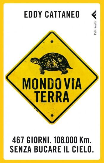 """Cover libro """"Mondo via terra"""""""
