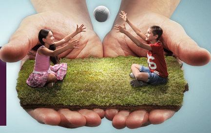 Sosteniamo il Futuro. ©Fondazione Vodafone Italia