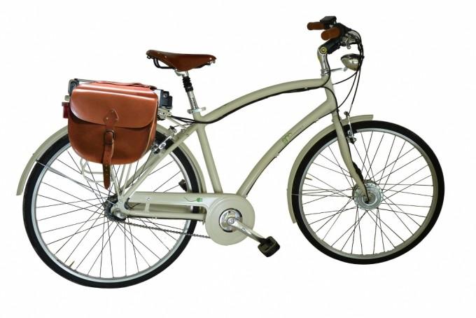 Giotto-bike, lanciata appena lanciata sul mercato da Energy Resources Green Mobilita