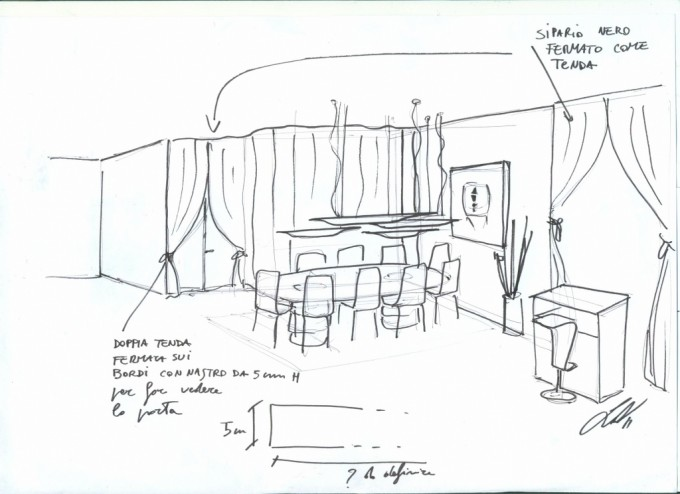 Kings design house sketch