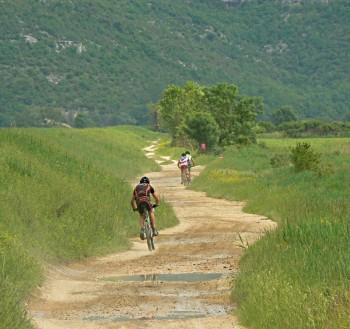 La Maratona Ciclistica del Vino di Momiano, in Croazia