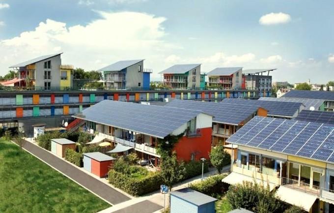Germania! L'insediamento solare di Friburgo, foto di daveeza/flickr