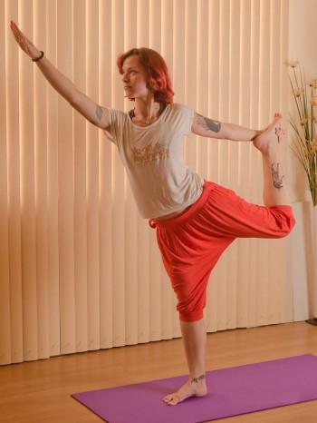 Yoga, foto di Andre Santos.foto/flickr