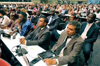 COP17/CMP7 - Zuma
