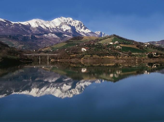 La Riserva Naturale Regionale Lago di Penne