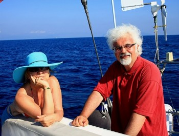 Patrizio Roversi & Syusy Blady