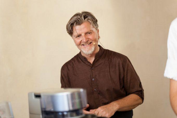 Chef Didier, cucina ayurvedica