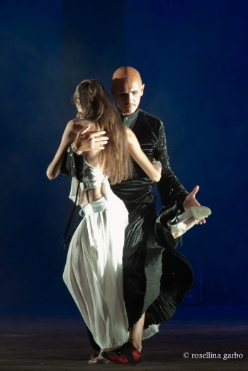 Tai tango, foto Rosellina Garbo