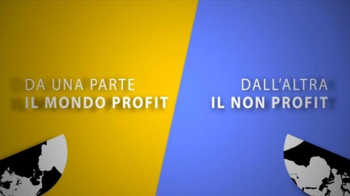 """Le illustrazione di questo aticolo sono tratte dal video """"Profit o No Profit. E' questo il problema?""""  YouTube"""