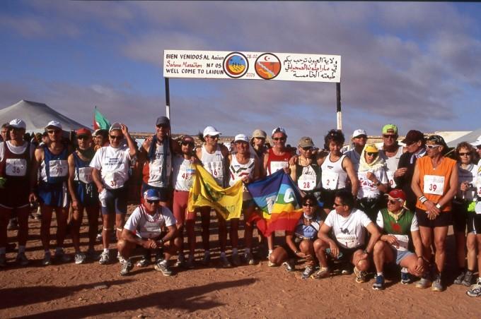 Sahara Marathon