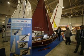 sostenibilità ambientale Salone Internazionale della Nautica e del Mare riuso riciclo riciclaggio nautica