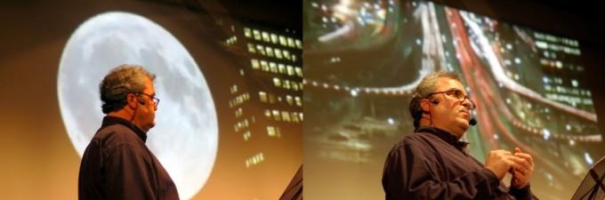 "Roma 2011, Casa del Cinema, Daniele Biacchessi- Gaetano Liguori in ""Aquae Mundi"""