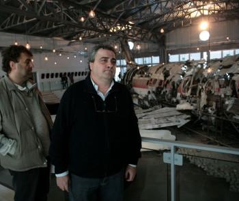 Museo della Memoria di Ustica. Pippo Delbono e Daniele Biacchessi
