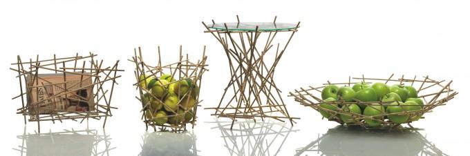 Blow up Bamboo, Green Good Design Award. Design Fratelli Campana
