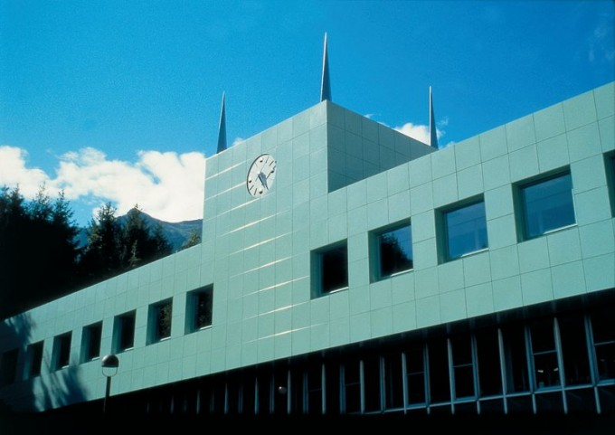 Sede della Alessi