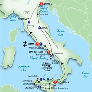 Italy, foto di Dennis Jarvis/flickr