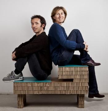 Nicoletta Savioni e Giovanni Rivolta