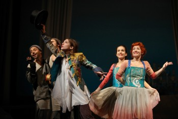 """Isabella Ragonese in scena ne """"La commedia di Orlando"""""""