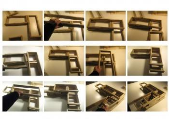 Studio di soluzioni costruttive con il bambó