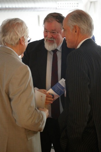 Fausto Panni, Peter Ohnsorge, Antonio Pasciuto a Be Wise