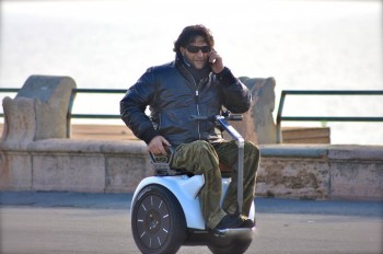 storie dimpresa sensori segway sedia a rotelle progetto Paolo Badano movimenti mobilità intuizione Genny disabilità corpo accessibilità