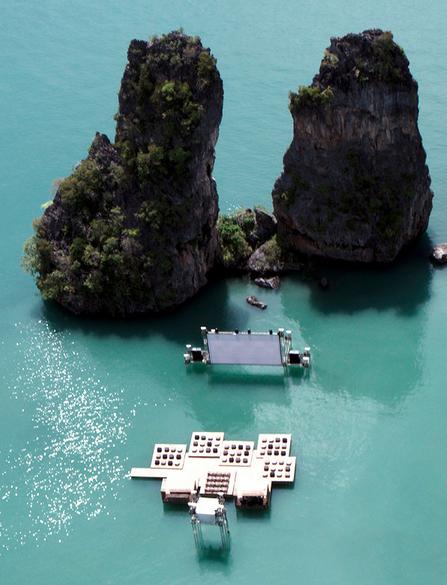 thailandia film festival film design cinema architettura innovativa architettura adattativa