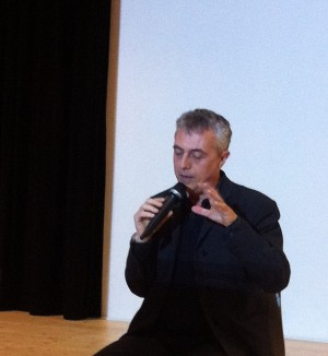 Assessore Stefano Boeri