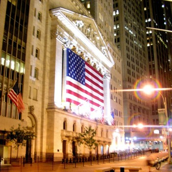 The American stock exchange. Photo credit: Ryan MacLean/flickr