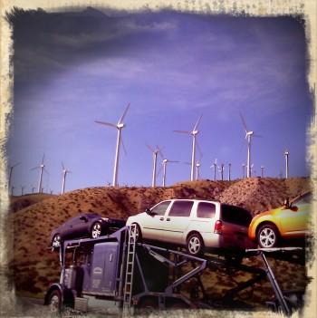 Mobilità elettrica, foto di Kevin Dooley/flickr