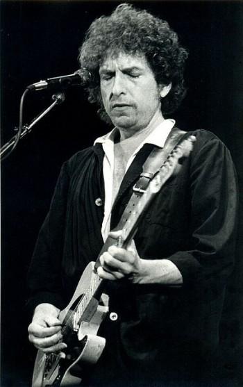 Bob Dylan, foto di Badosa/flickr