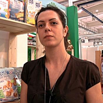 Elisa Favilli, credit Gisella Bianchi