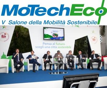 MoTechEco, V salone della mobilità sostenibile