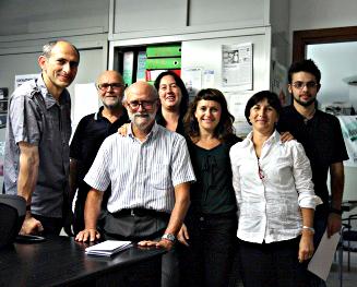 Lo staff di Mag2 Finance