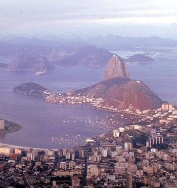 Rio de Janeiro Brasil, foto di Roger Wollstadt/flickr