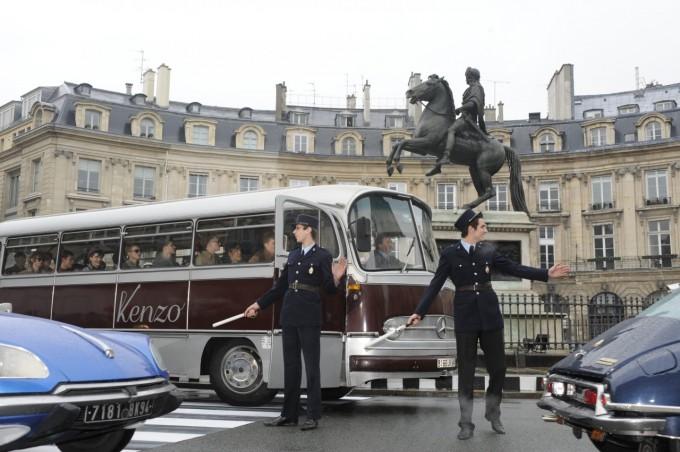Kenzo Fall 2010 - Paris, France - Image by © WWD/Condé Nast/Corbis