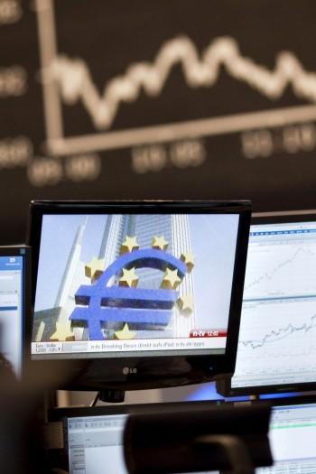 Banca Centrale Europea, Image by © FRANK RUMPENHORST/epa/Corbis