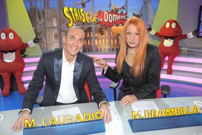 Max Laudadio e Dario Ballantini