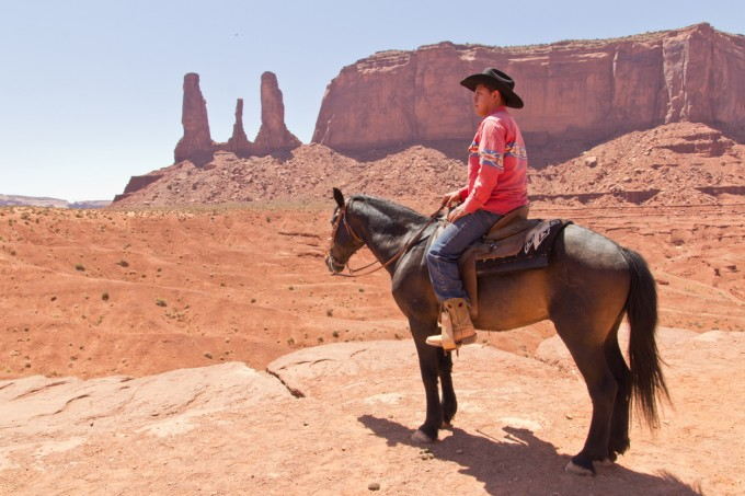 Navajo. Foto di katsrcool/flickr