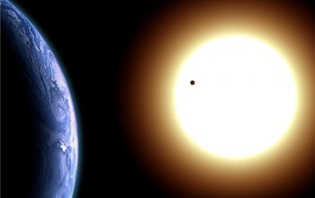 Venere transita sul Sole Fonte:livescience.com