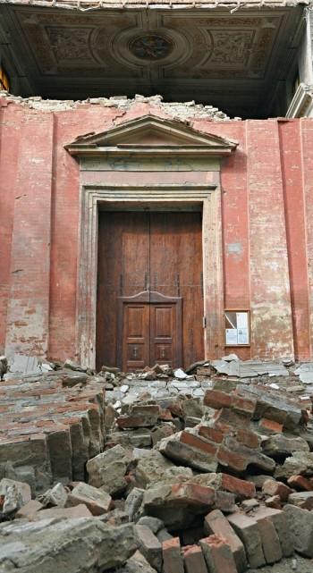 Terremoto in Emilia. Foto di Mario Fornasari/flickr