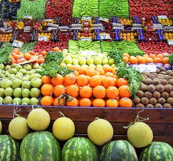 Frutta e verdura Foto di muammerokumus/flickr