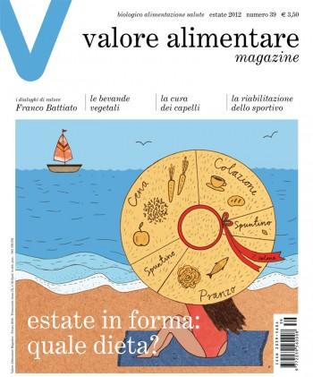 """La rivista """"Valore Alimentare"""""""