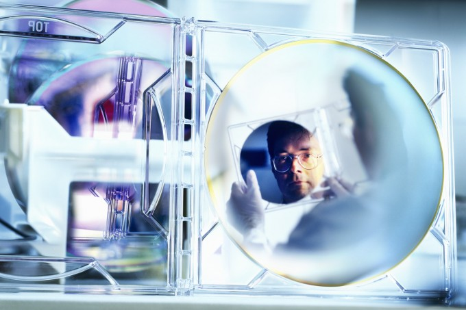 Applied Nanotechnology, Image by © Peter Ginter/Science Faction/Corbis