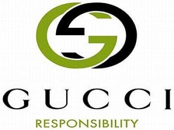 sostenibilità economica rsi Responsabilità Sociale d'Impresa logo Gucci ecosostenibilità csr